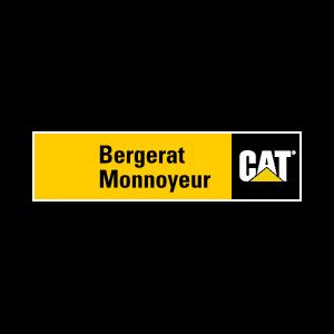 Koparko Ładowarki CAT wynajem  - Bergerat Monnoyeur