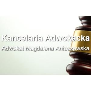 Prawnik Warszawa - Kancelaria Antoszewska & Malec