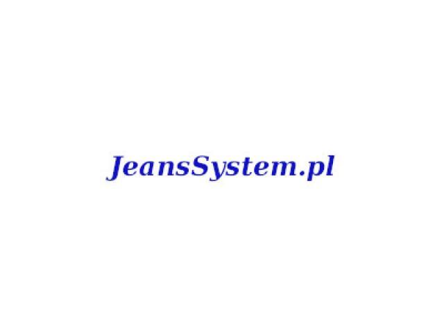 Spodnie jeansowe damskie mustang